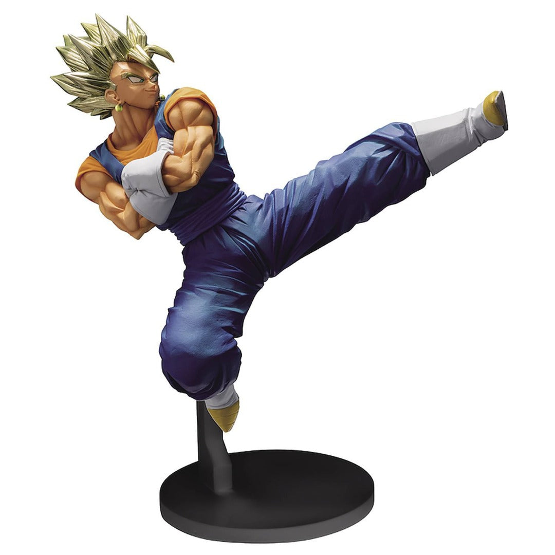 Dragon Ball Z Super Saiyan Vegito Special Vol.9 Blood of Saiyans Statue by Banpresto -Banpresto - India - www.superherotoystore.com