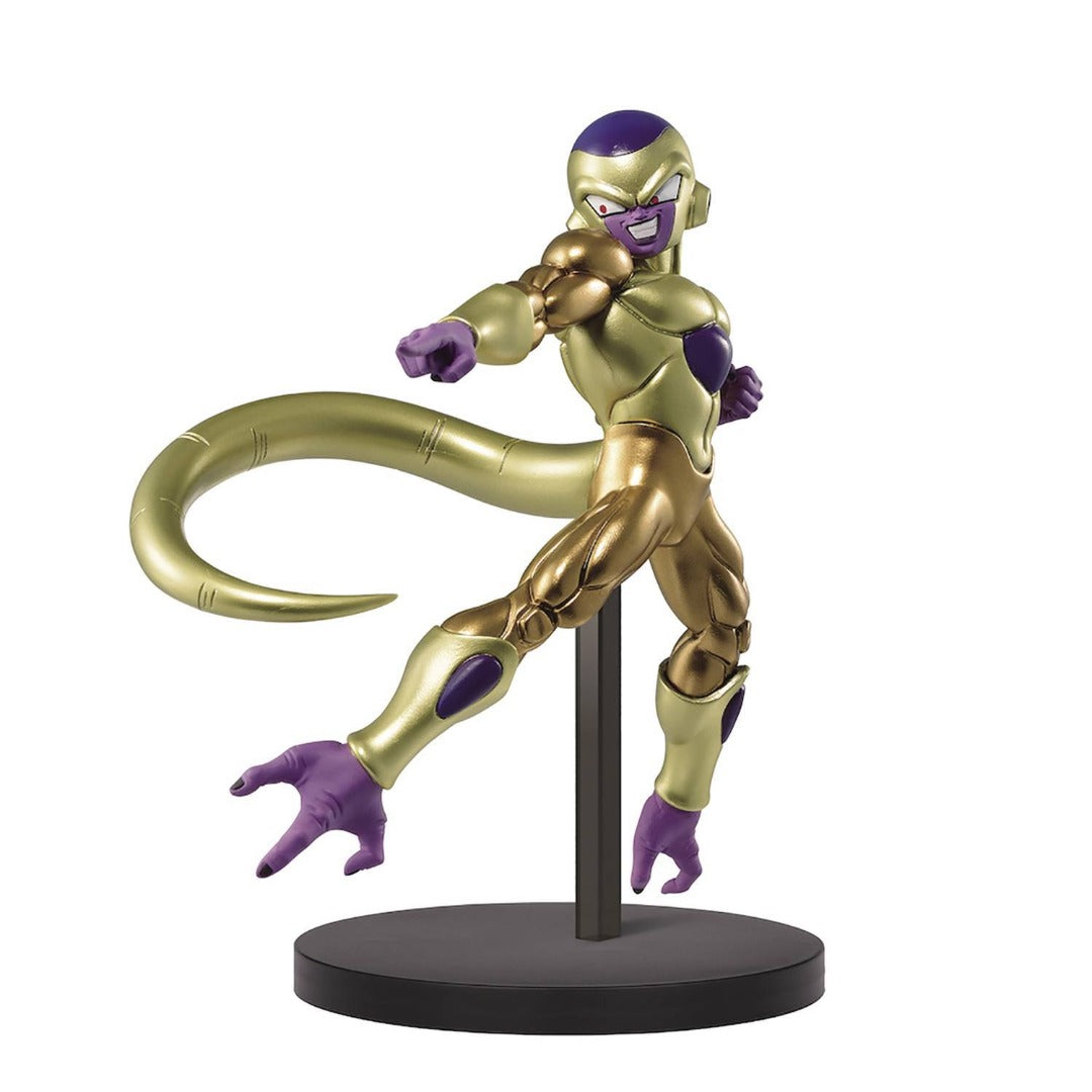 Dragon Ball Super Chosenshi Retsuden II Vol.3 Golden Frieza Statue by Banpresto -Banpresto - India - www.superherotoystore.com