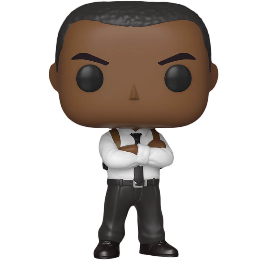 Captain Marvel Nick Fury Vinyl Bobble-Head by Funko -Funko - India - www.superherotoystore.com