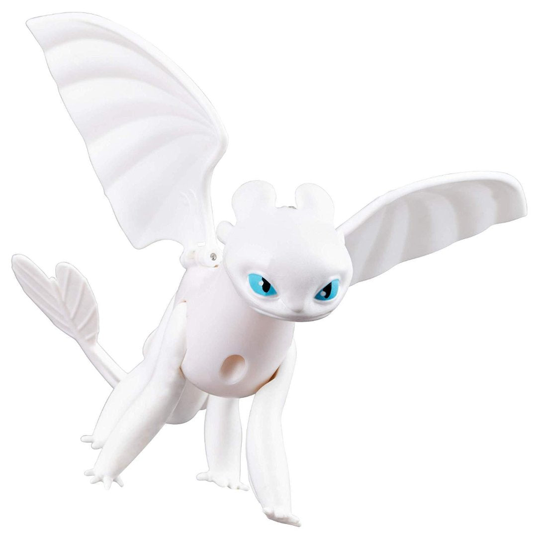 How To Train Your Dragon Lightfury Figure by Spin Master