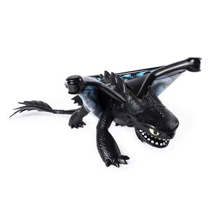 How To Train Your Dragon Toothless Deluxe Electronic Figure by Spin Master