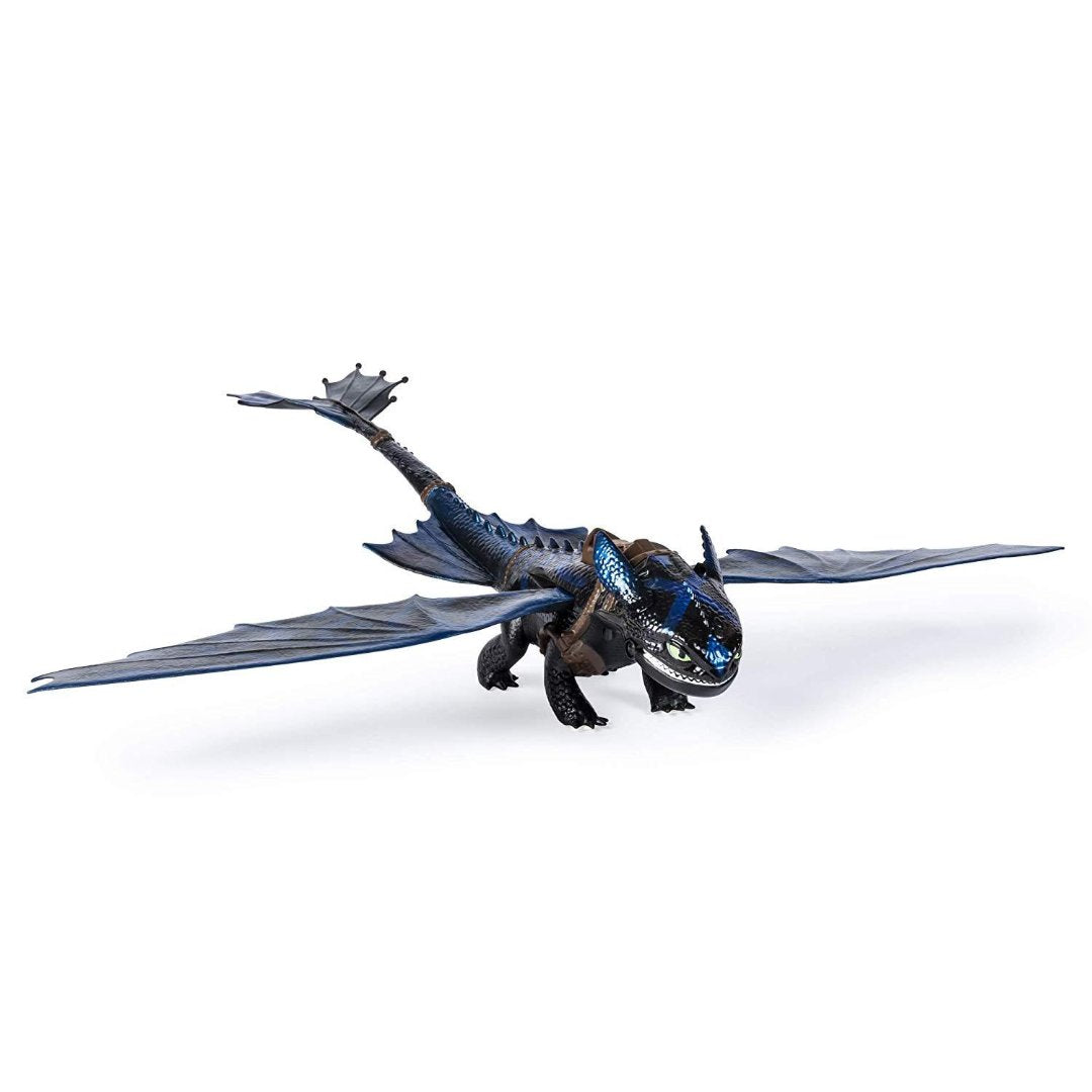 How To Train Your Dragon Fire breathing Toothless Electronic Figure by Spin Master
