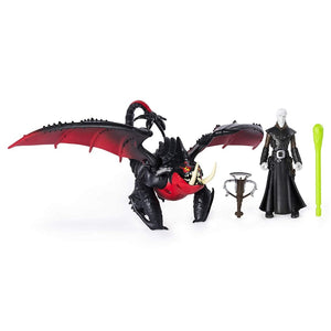 How To Train Your Dragon Deathgripper & Grimmel Action Figure by Spin Master