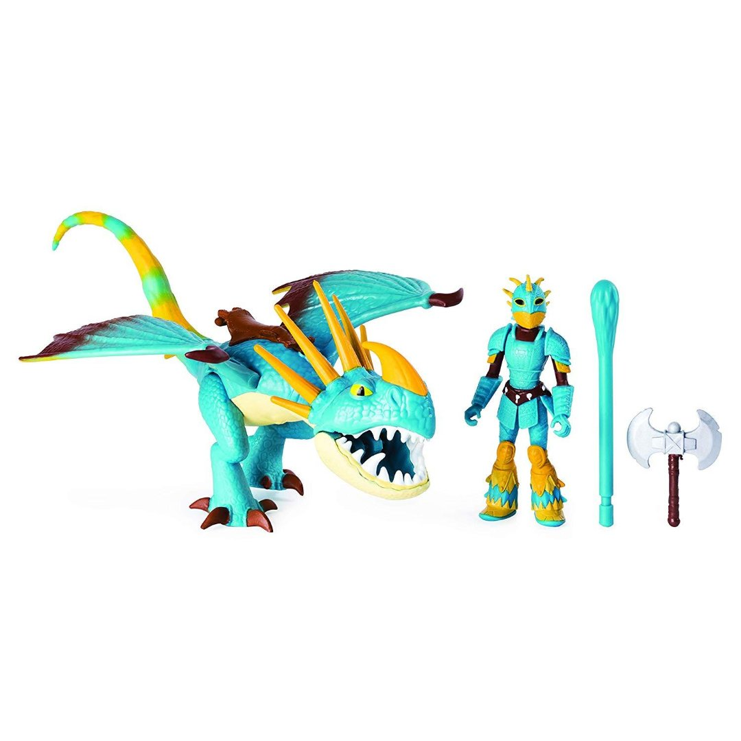 How To Train Your Dragon Stormfly & Astrid Action Figure by Spin Master