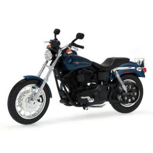 Harley-Davidson 2004 Dyna 1:12 Scale Die-Cast Bike by Maisto