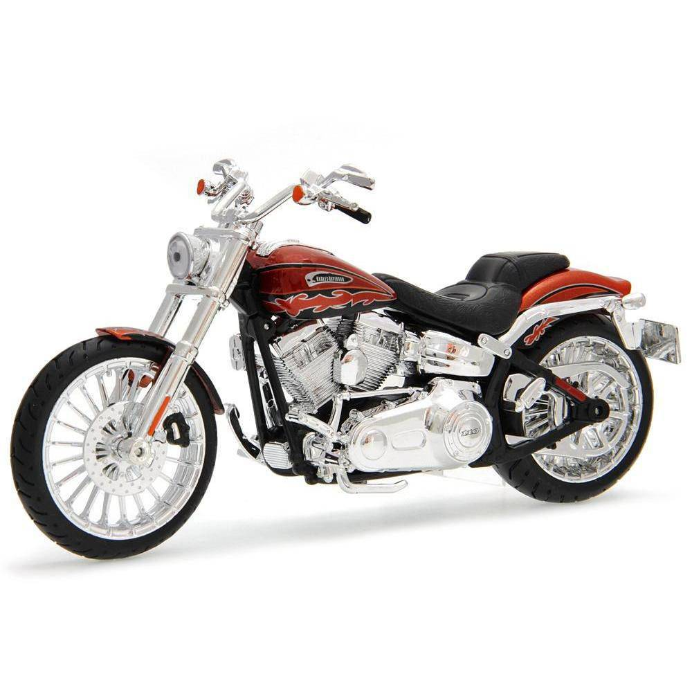 Harley-Davidson 2014 CVO Breakout 1:12 Scale Die-Cast Bike by Maisto