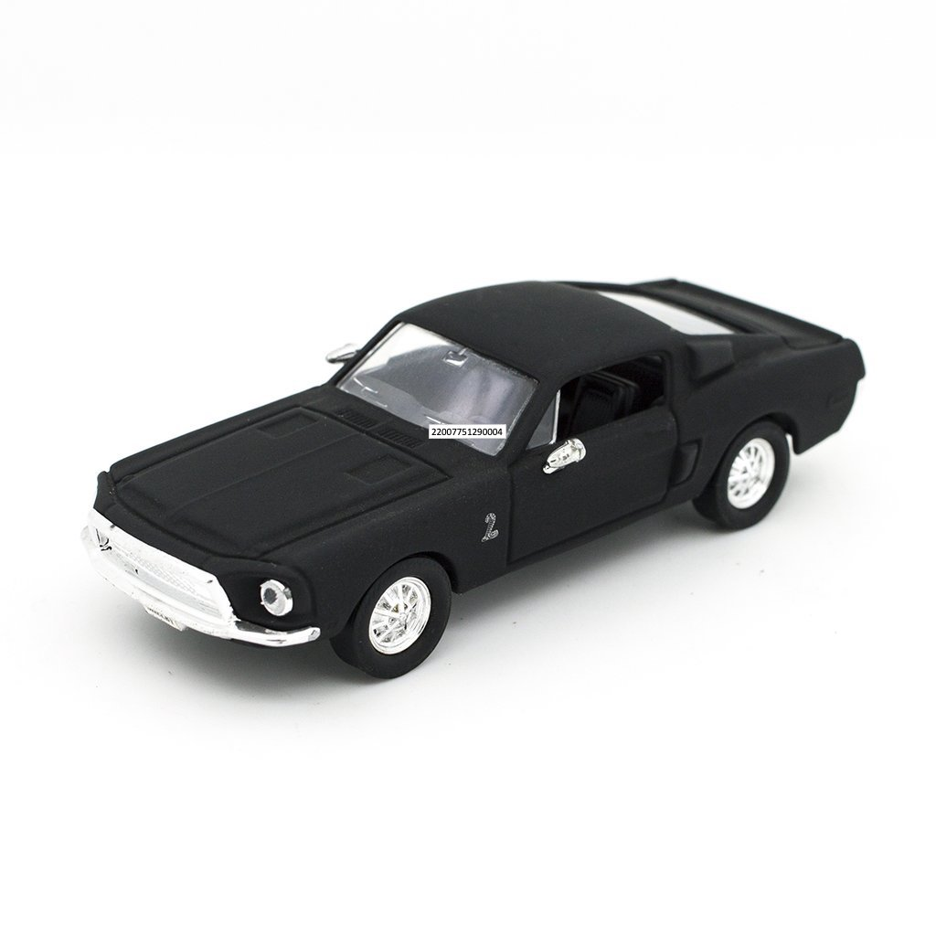 1968 Shelby GT-500KR 1:43 Scale Die-Cast Car by Lucky Die Cast (LDC)