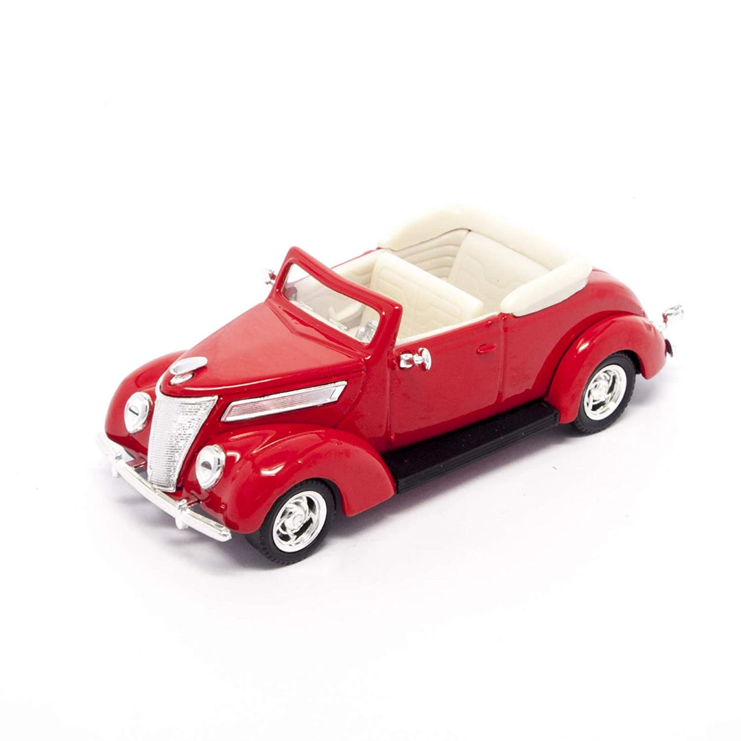 1937 Ford V8 Convertible 1:43 Scale Die-Cast Car by Lucky Die Cast