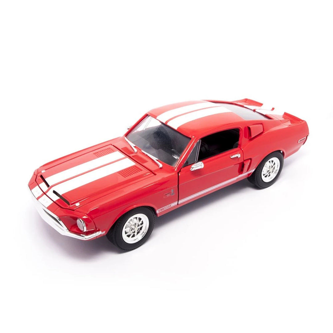 1968 Shelby GT-500KR 1:18 Scale Die Cast Car by Lucky Die Cast