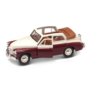 Gaz-M20 Pobeda (Convertible) 1:24 Scale Die-Cast Car by Lucky Die-Cast (LDC)