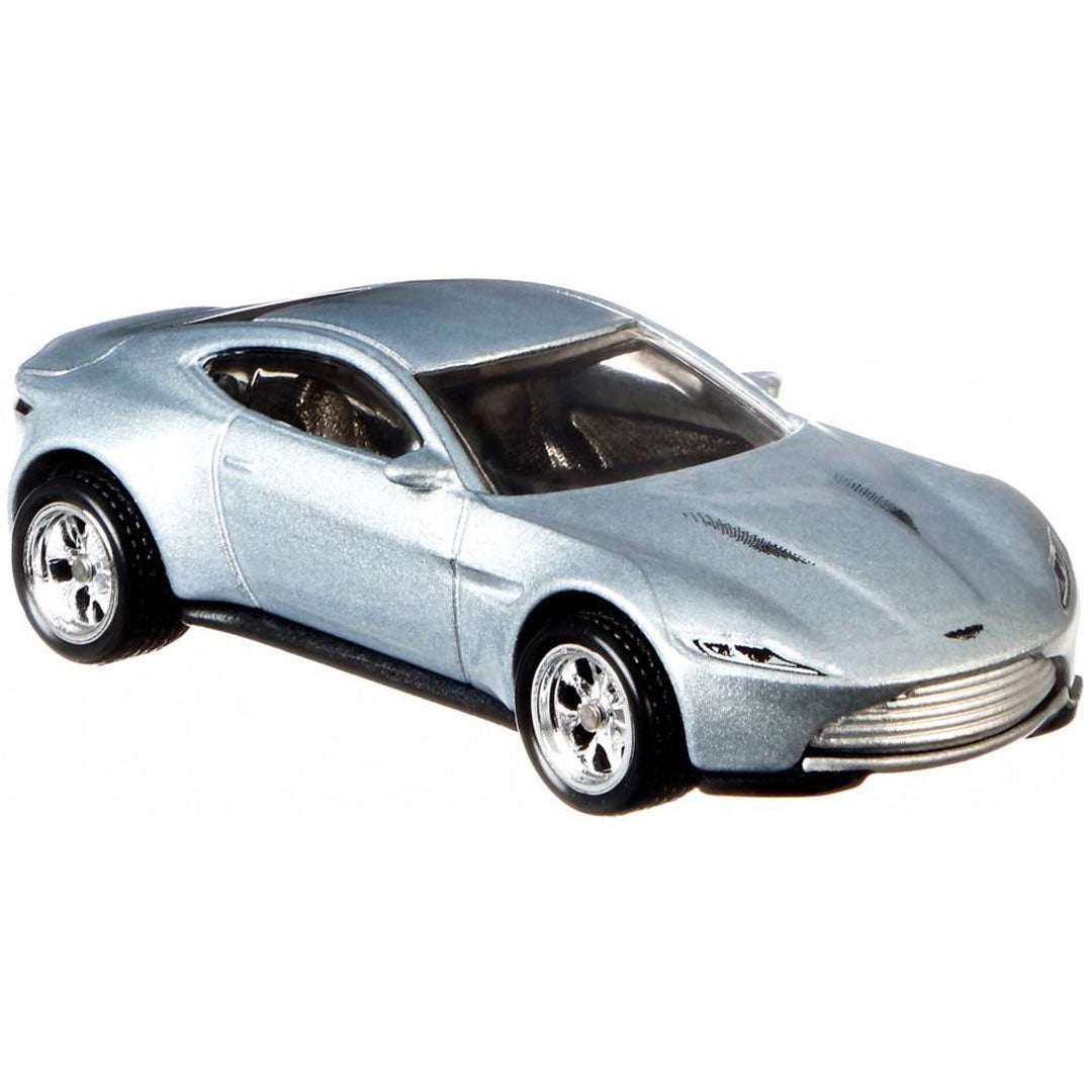 James Bond Aston Martin DB10 1:64 Scale Die-Cast Car by Hot Wheels