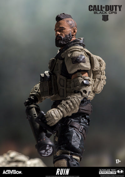 Call of Duty: Ruin Action Figure by McFarlane Toys