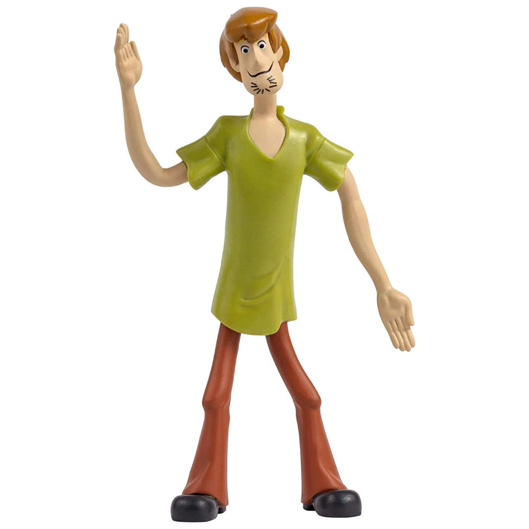 NJ CROCE SCOOBY-DOO FRED BENDABLE FIGURE