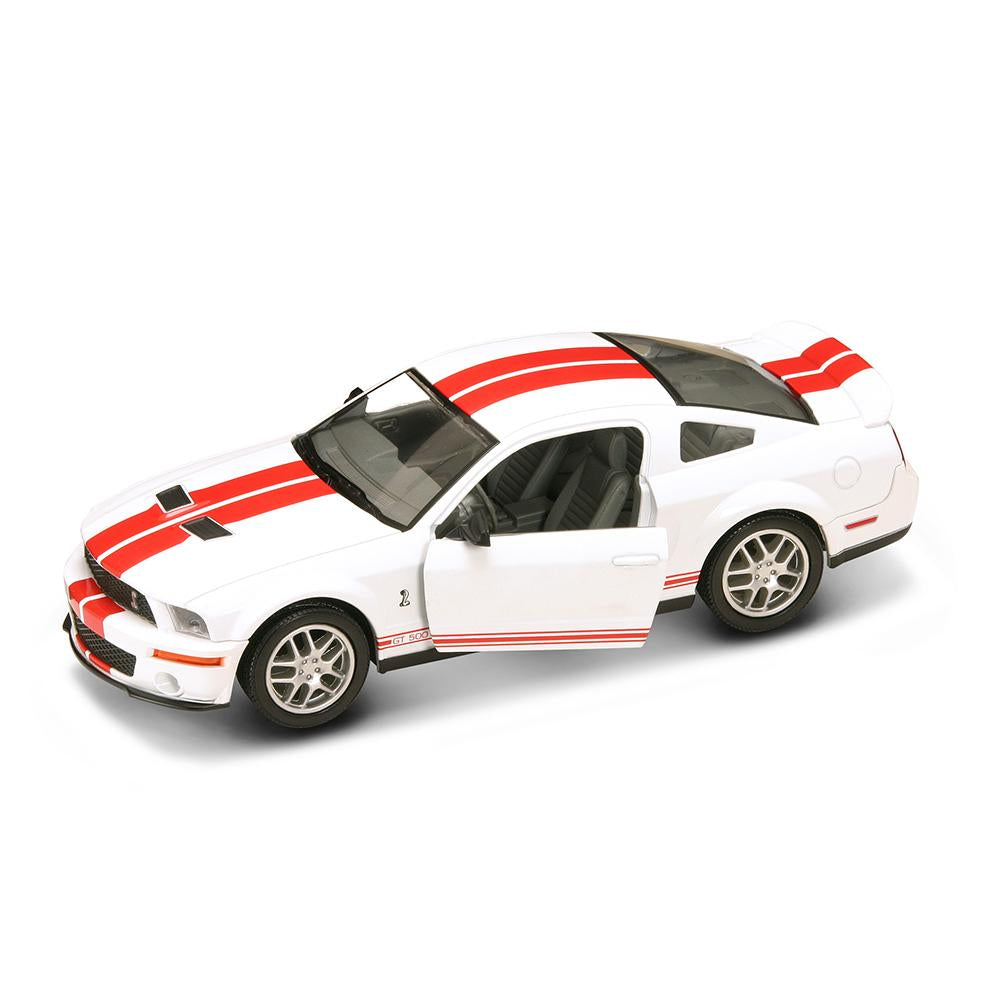 2007 Shelby GT 500 1:24 Scale Die Cast Car by Lucky Die Cast