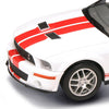 2007 Shelby GT 500 1:24 Scale Die Cast Car by Lucky Die Cast -LDC - India - www.superherotoystore.com