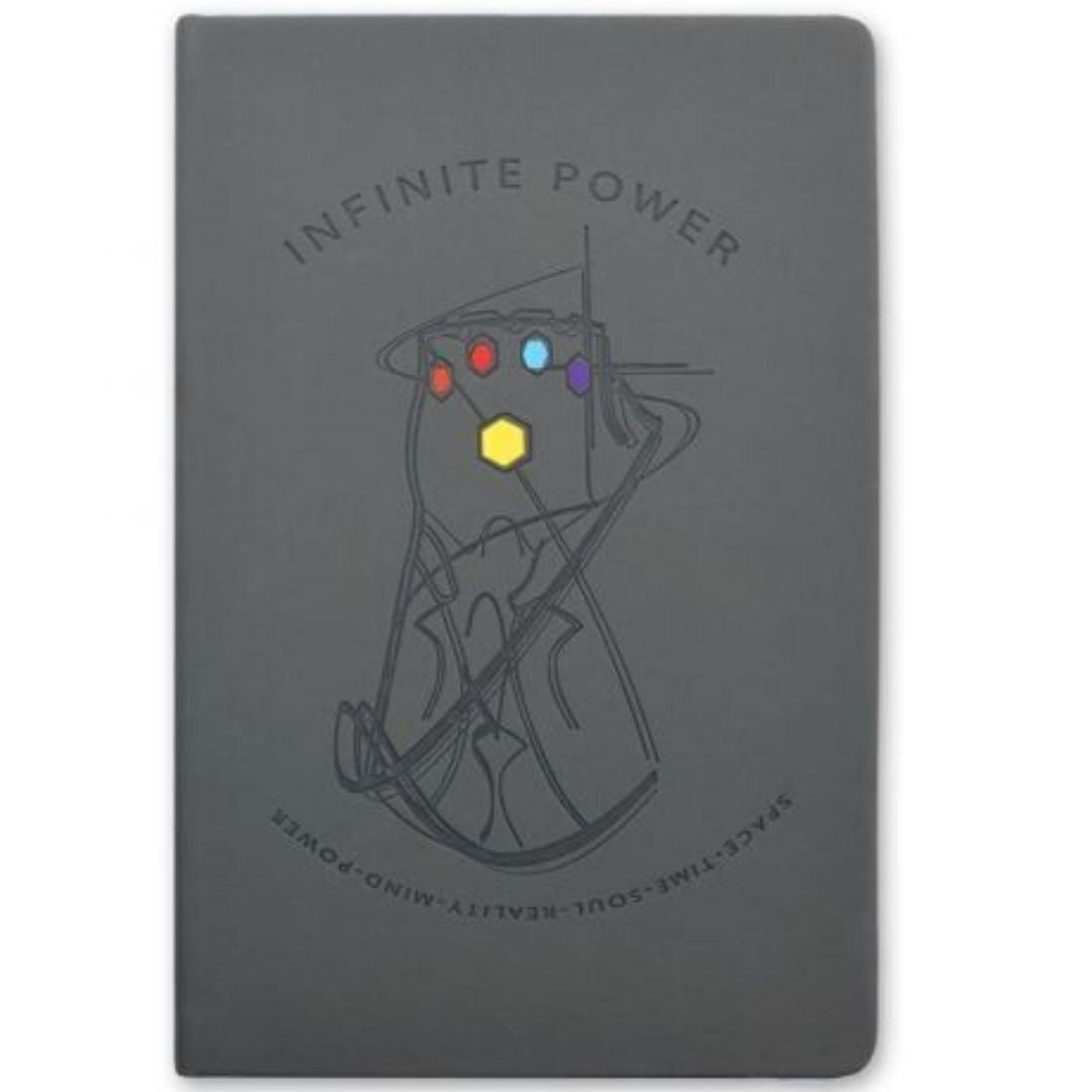 Thanos (Infinite Power) Notebook -Doodle Collection - India - www.superherotoystore.com