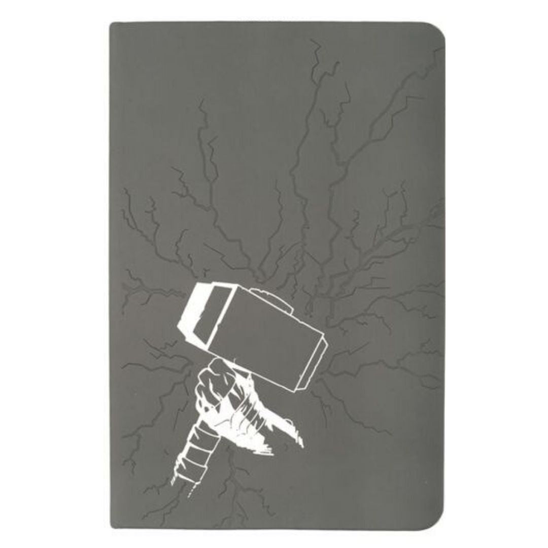 Thor's Hammer Notebook -Doodle Collection - India - www.superherotoystore.com