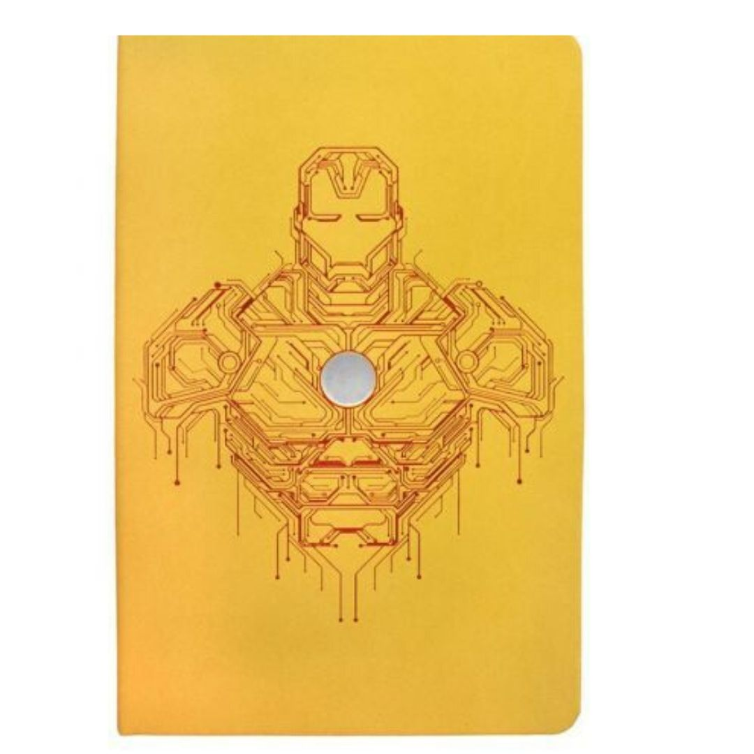 Iron Man (Invincible) Notebook -Doodle Collection - India - www.superherotoystore.com
