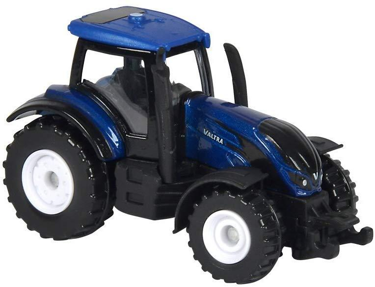 Farm Equipment Valtra T4 Die-Cast Tractor by Majorette -Majorette - India - www.superherotoystore.com