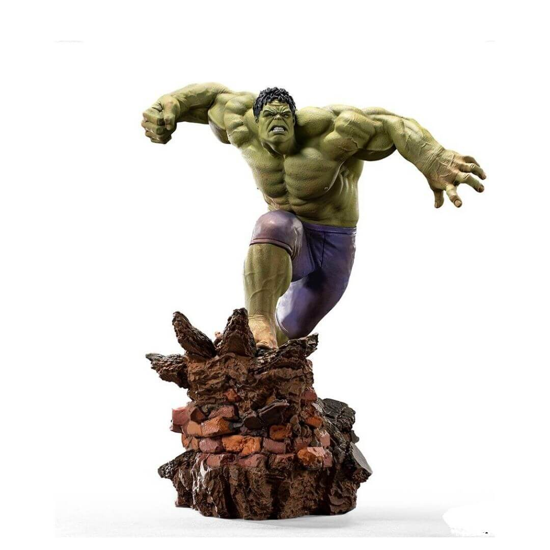 Avengers Age Of Ultron Hulk 1:10th Scale Statue by Iron Studios -Iron Studios - India - www.superherotoystore.com