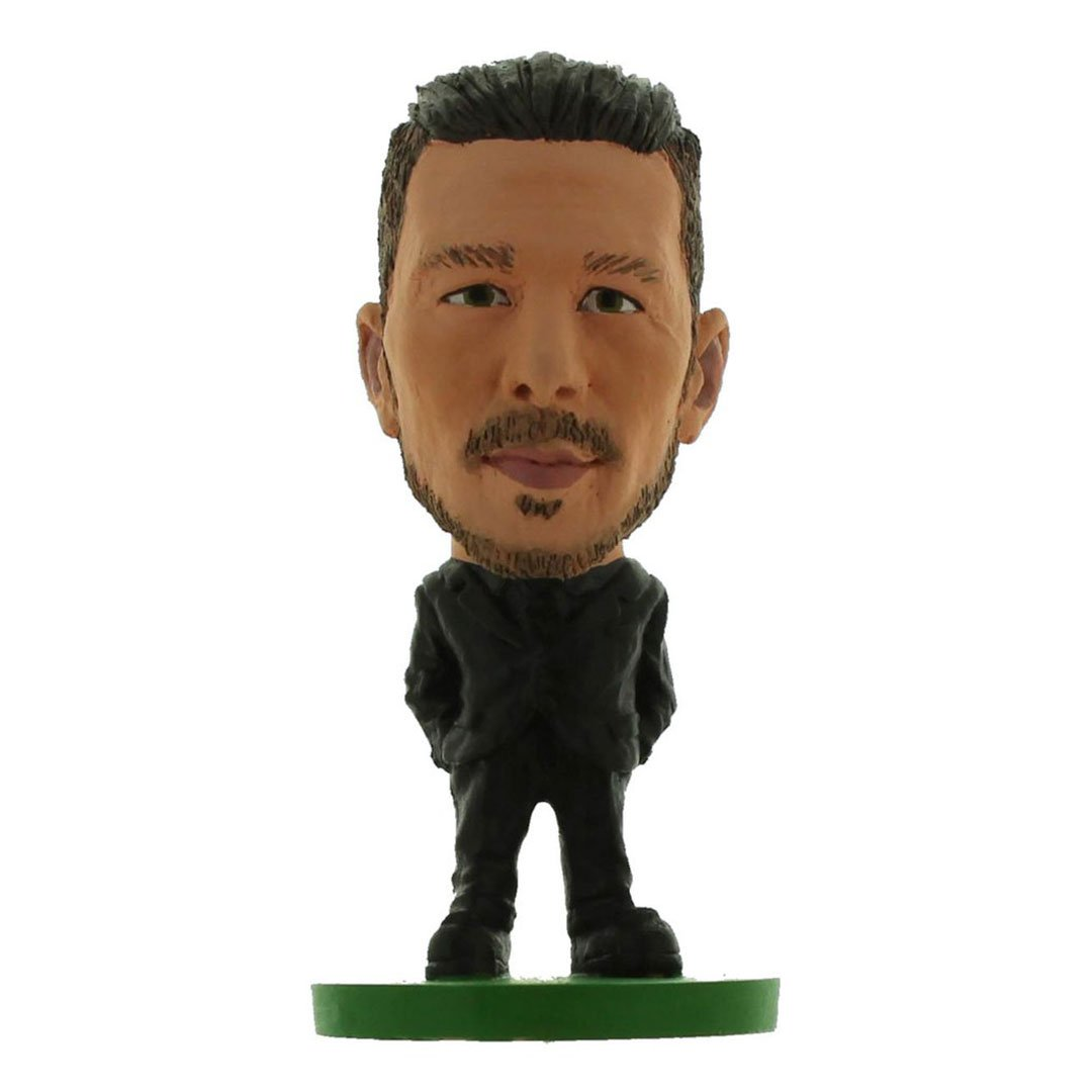 Diego Simeone - Atletico Madrid - Home Kit (Suit) Figure by Soccer Starz -Soccer Starz - India - www.superherotoystore.com
