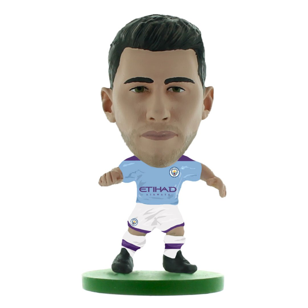 Aymeric Laporte - Man City - Home Kit (2020 Version) Figure by Soccer Starz -Soccer Starz - India - www.superherotoystore.com