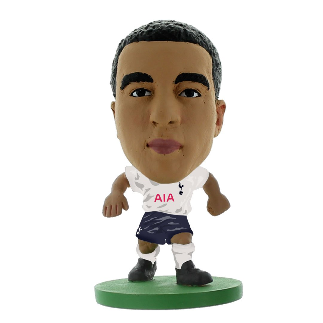 Lucas Moura - Spurs - Home Kit (Classic Version) Figure by Soccer Starz -Soccer Starz - India - www.superherotoystore.com