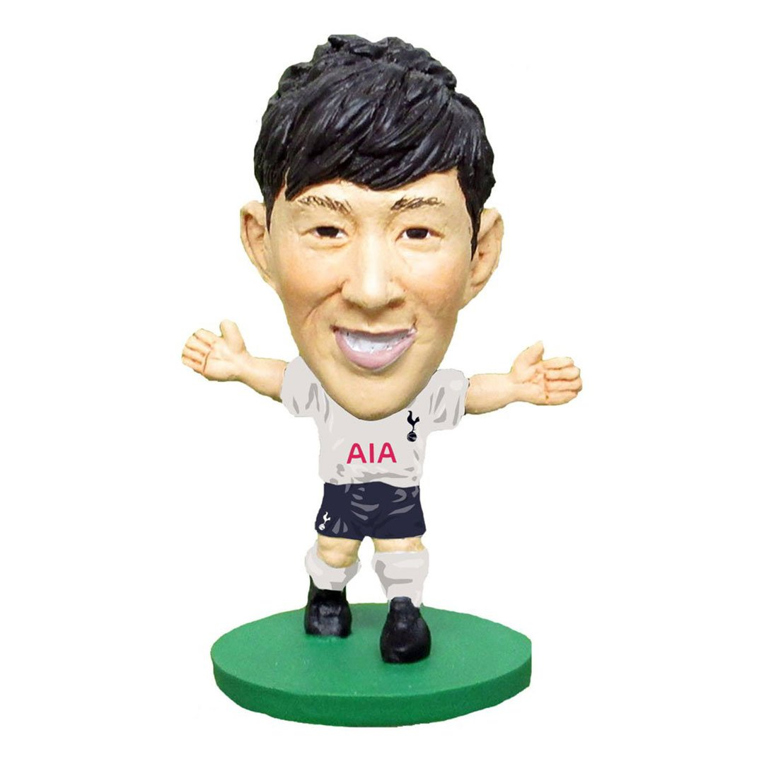 Min Son - Spurs - Home Kit (Classic Version) Figure by Soccer Starz -Soccer Starz - India - www.superherotoystore.com