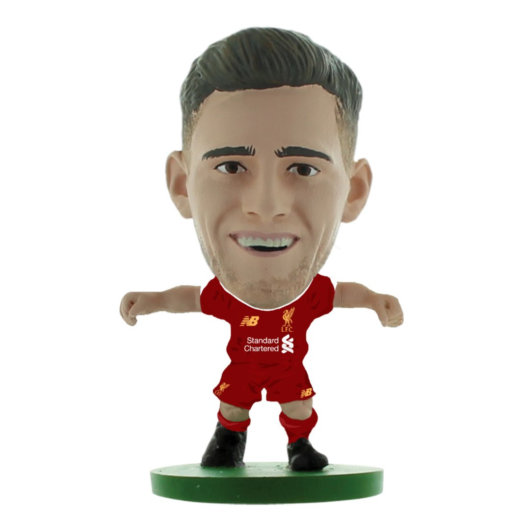 Andrew Robertson - Liverpool - Home Kit (2020 Version) Figure by Soccer Starz