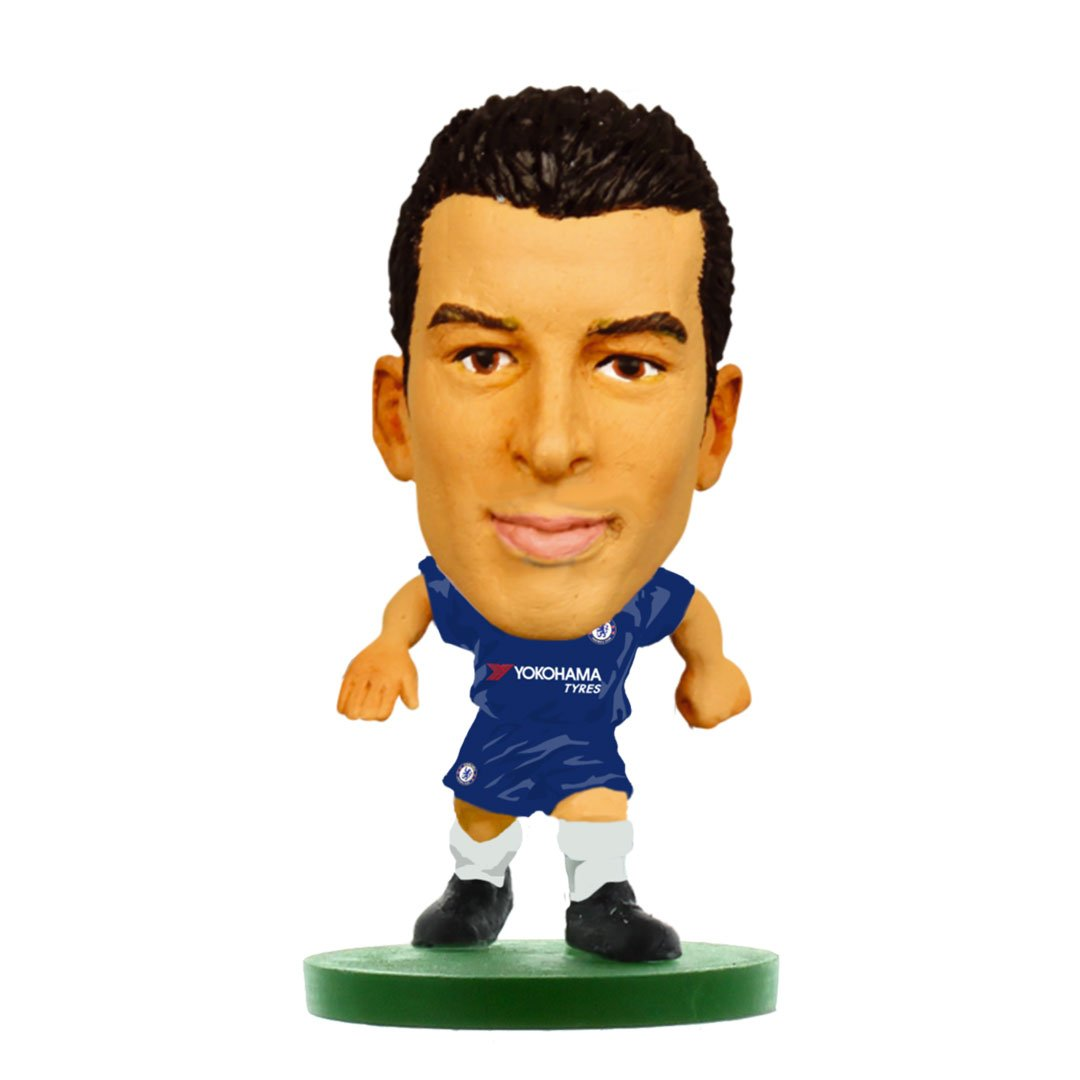 Pedro - Chelsea  - Home Kit (2020 Version) Figure by Soccer Starz -Soccer Starz - India - www.superherotoystore.com