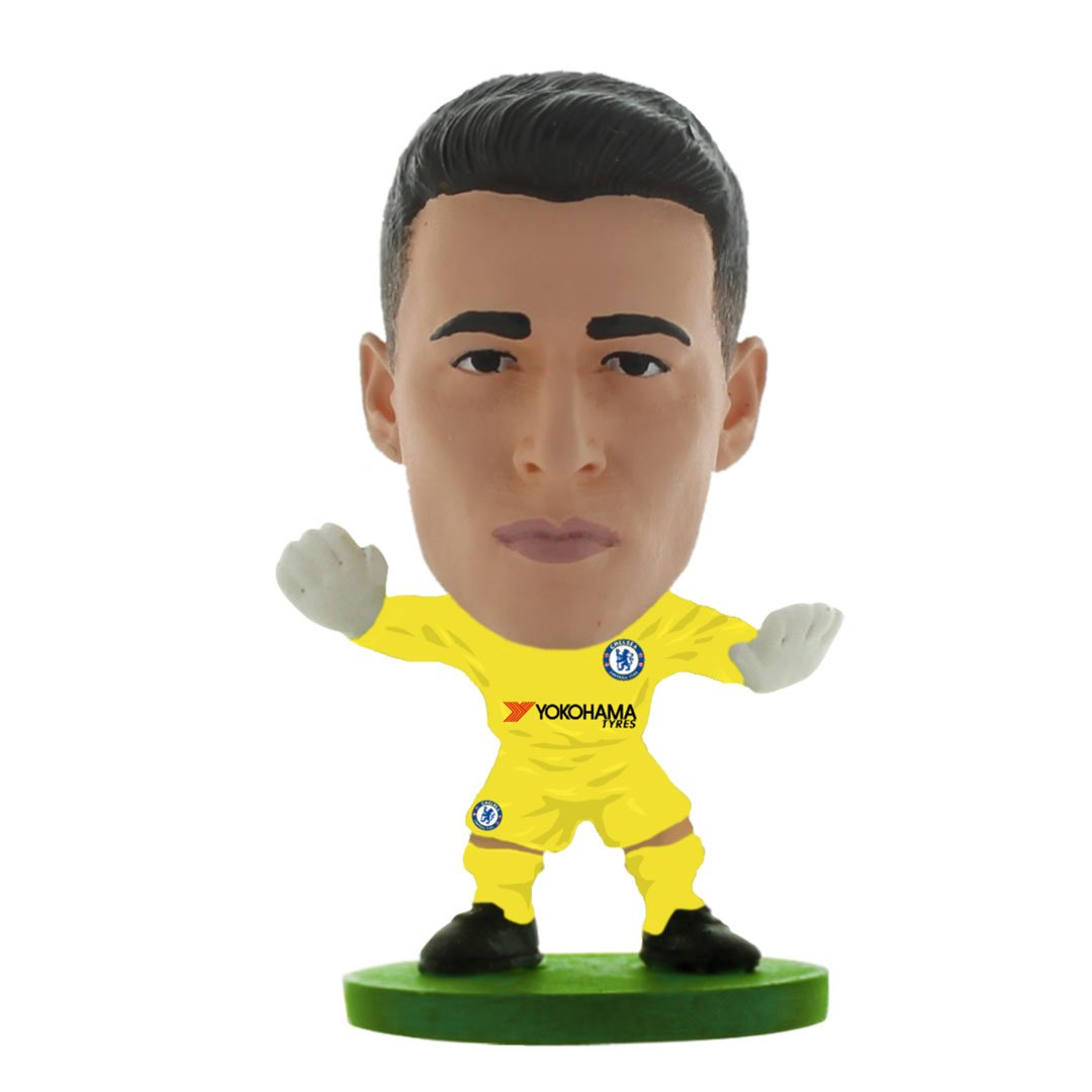 Kepa Arrizabalaga - Chelsea  - Home Kit (2020 Version) Figure by Soccer Starz -Soccer Starz - India - www.superherotoystore.com