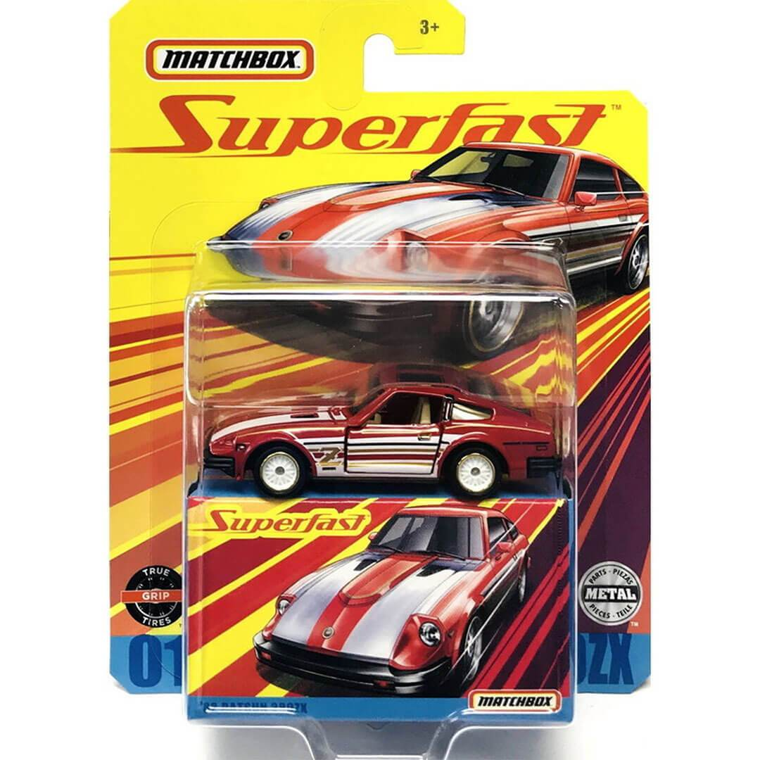 Superfast 1962 Renault 280 ZX 1:64 Scale Die-Cast Car by Matchbox -Matchbox - India - www.superherotoystore.com