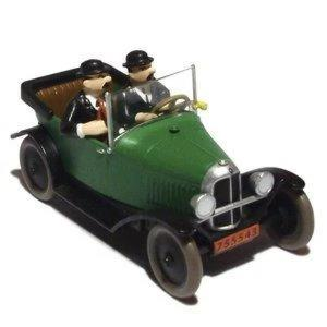Adventures of Tintin Citroen 5CV Car by Moulinsart -Moulinsart - India - www.superherotoystore.com