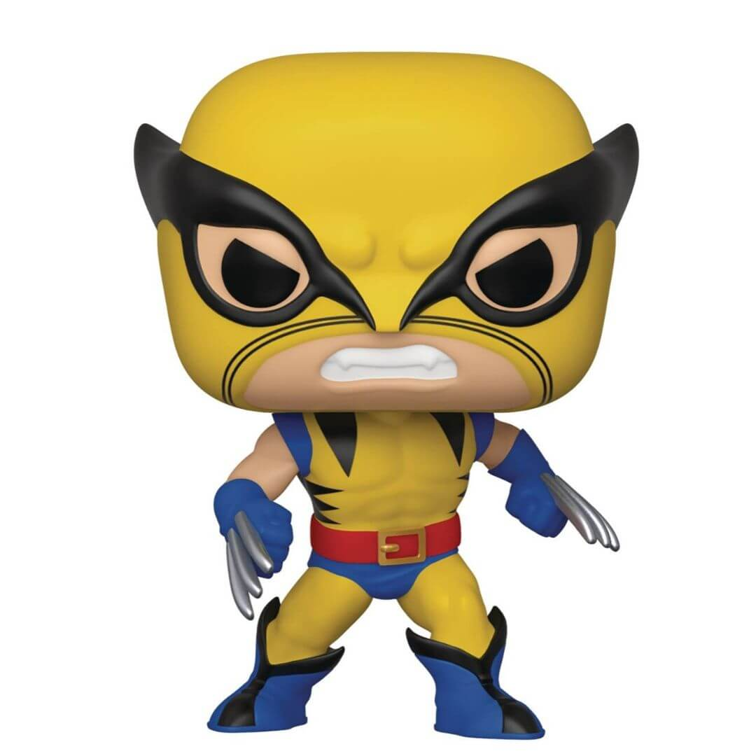 Marvel Comics First Appearance Wolverine Pop! Vinyl Bobble-Head by Funko -funko - India - www.superherotoystore.com