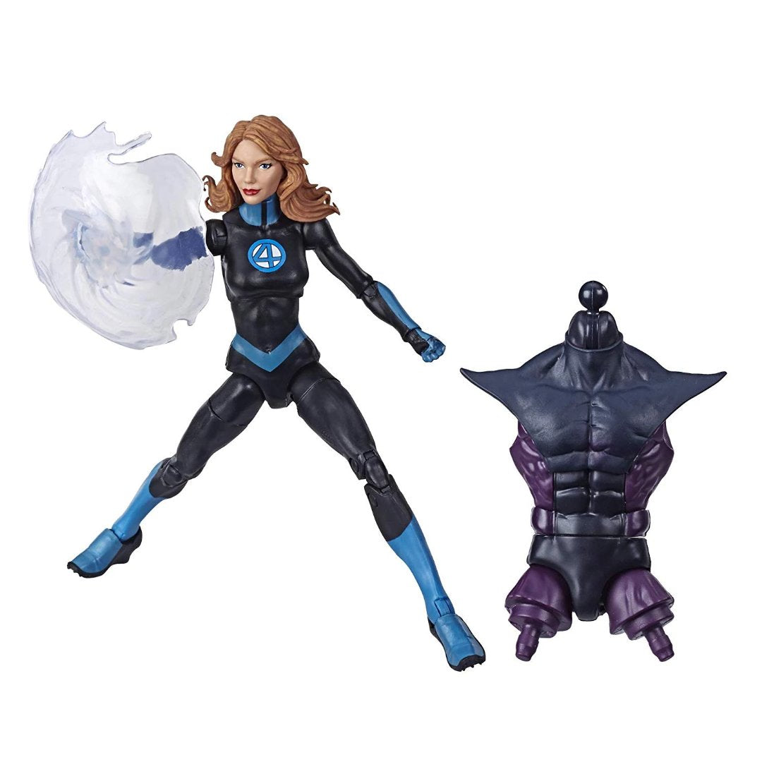 Fantastic Four Marvel Legends Invisible Woman Figure by Hasbro -Hasbro - India - www.superherotoystore.com