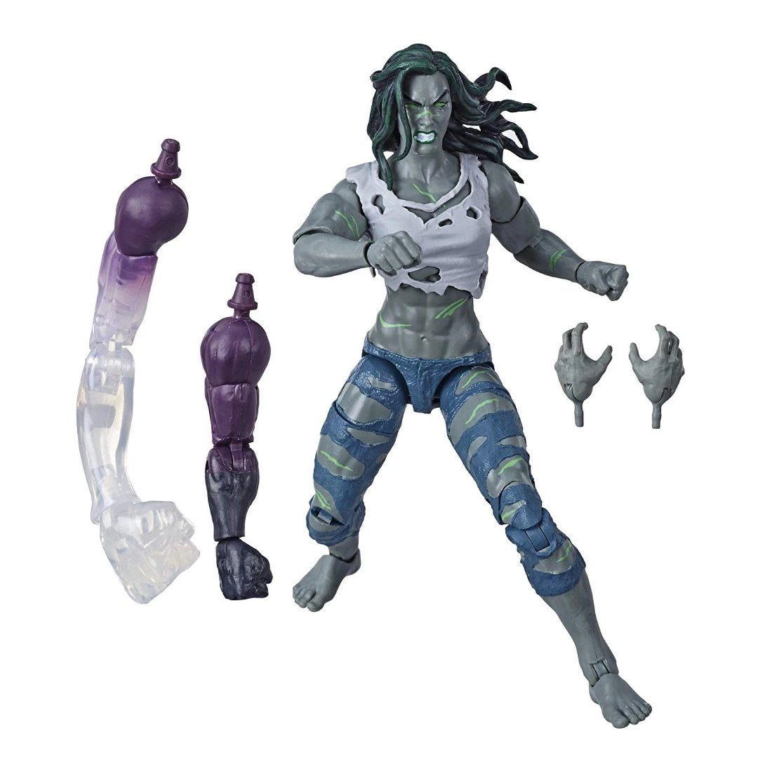Fantastic Four Marvel Legends She Hulk Figure by Hasbro -Hasbro - India - www.superherotoystore.com