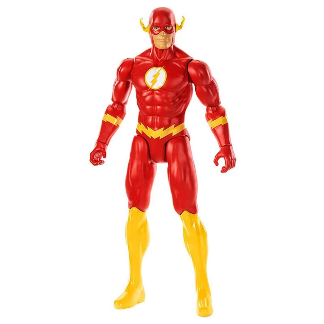 Justice League True Moves The Flash 12-inch Action Figure by Mattel