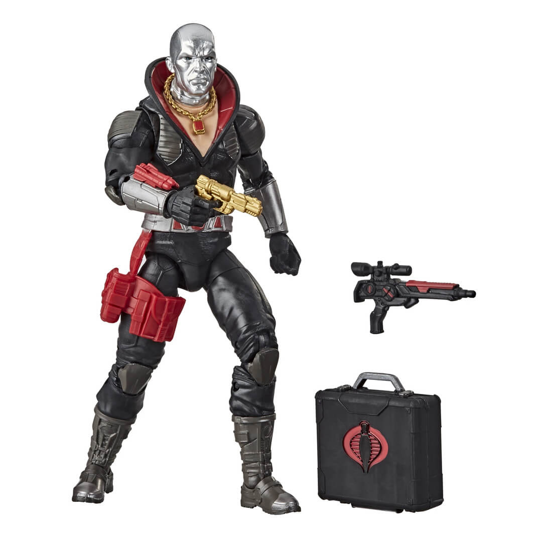GI Joe Classified Series Destro Action Figure by Hasbro -Hasbro - India - www.superherotoystore.com