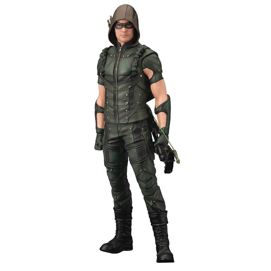 Arrow TV Series: Green Arrow ArtFx+ Statue by Kotobukiya -Kotobukiya - India - www.superherotoystore.com