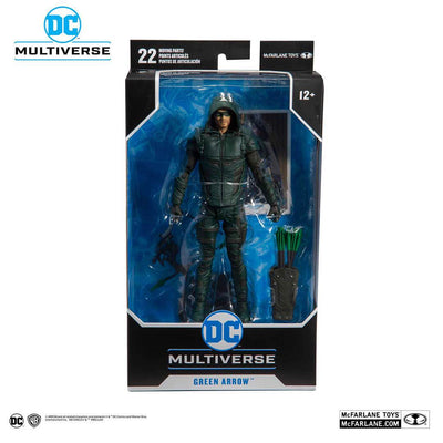 DC Comics Wave 1 Green Arrow TV Series Figure by McFarlane Toys -McFarlane Toys - India - www.superherotoystore.com