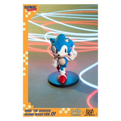 Sonic The Hedgehog 3 5 Inch Figure By Gnf Toys Now Superherotoystore