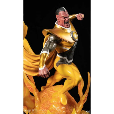 DC Comics Rebirth Sinestro 1/6th Scale Figure by XM Studios -XM Studios - India - www.superherotoystore.com