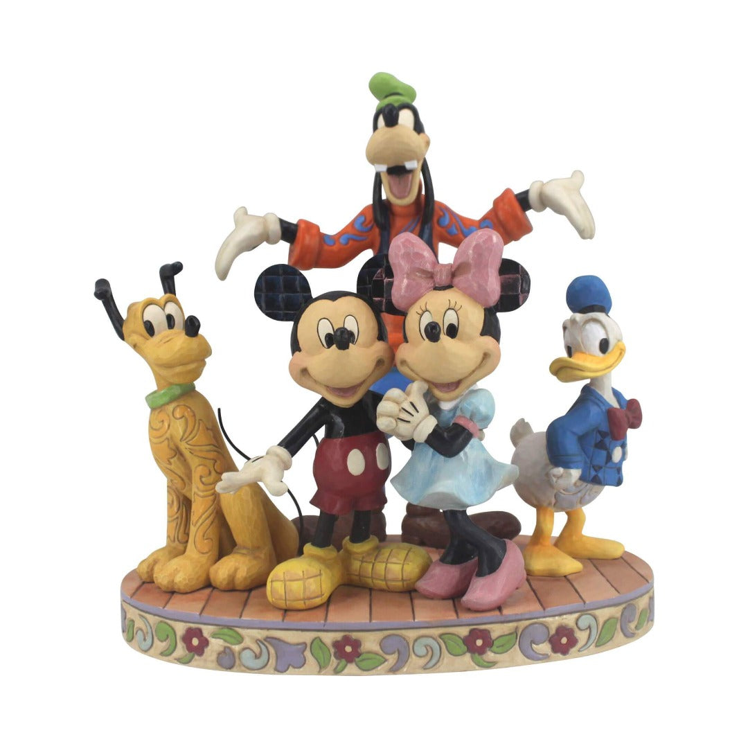Disney Fab Five Figure by Enesco -Enesco - India - www.superherotoystore.com