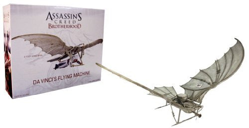 Assassin's Creed Brotherhood - Da Vinci Flying Machine-NECA- www.superherotoystore.com-Action Figure