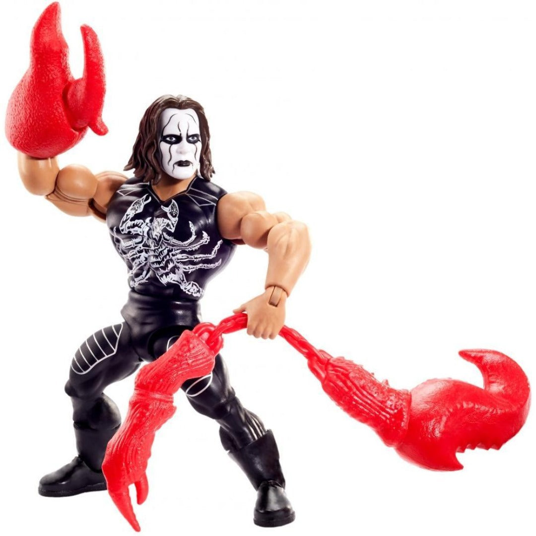 Masters Of the WWE Universe Sting Figure by Mattel -Mattel - India - www.superherotoystore.com