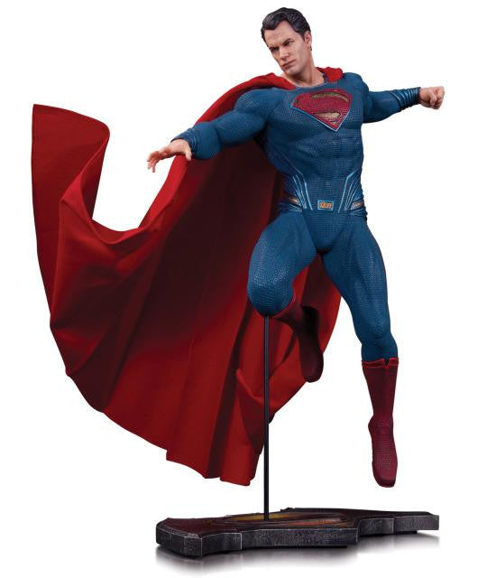 Batman Vs Superman Dawn Of Justice Superman Statue by DC Collectibles-DC Collectibles- www.superherotoystore.com-Action Figure