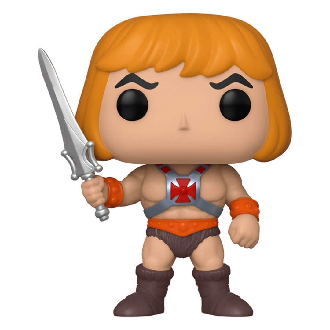 Masters of the Universe He-Man Pop! Vinyl Figure by Funko -Funko - India - www.superherotoystore.com