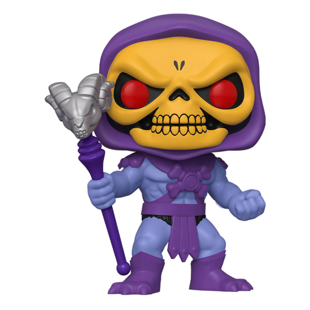Masters of the Universe Skeletor 10-Inch Pop! Vinyl Figure by Funko -Funko - India - www.superherotoystore.com