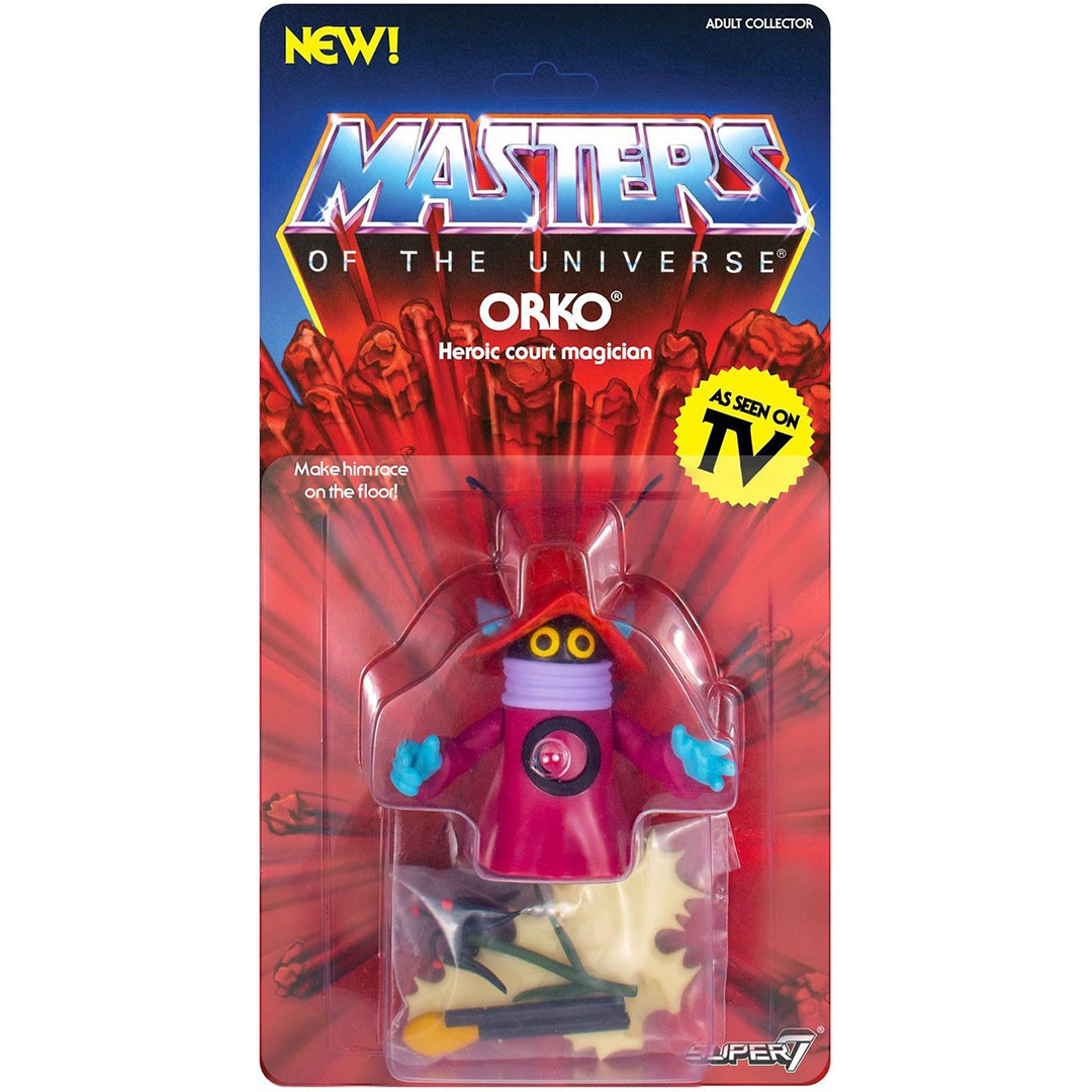Masters of the Universe - Orko Figure by Super7