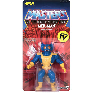 Masters of the Universe - Mer-Man Figure by Super7
